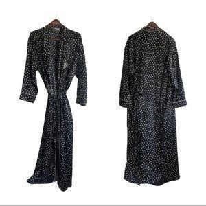 Vintage Calvin Klein Robe Full length